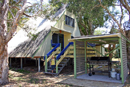 Fraser Island Holiday Houses Happy Valley